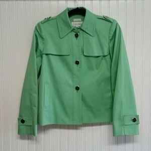 Calvin Klein Short Stretch Raincoat (4P)